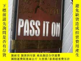 二手書博民逛書店Get罕見Rich,Stay Rich,Pass it on 《