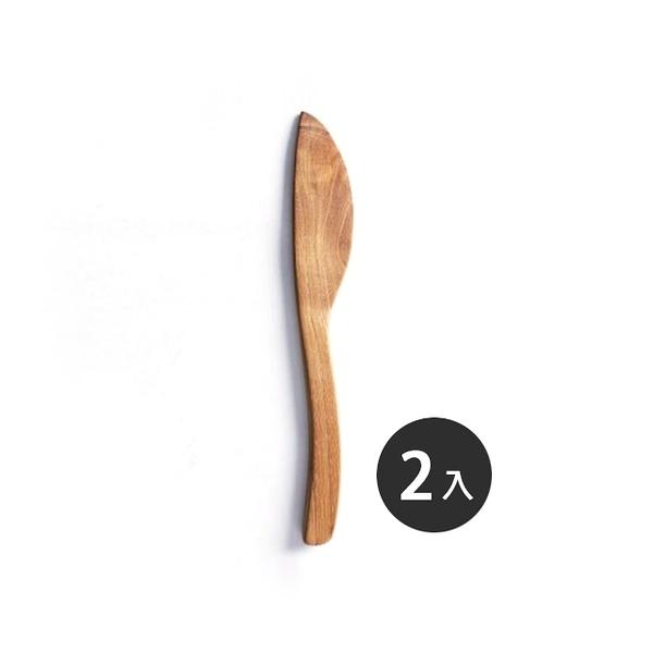 CHABATREE LILY 奶油刀-2入組