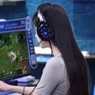 耳機頭戴式電腦耳機臺式電競游戲