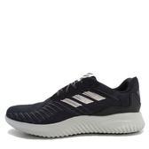 Adidas Alphabounce RC M [DA9768] 男鞋 運動 慢跑 黑  銀