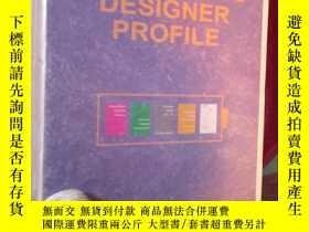 二手書博民逛書店DESIGNER罕見PROFILE 2004 2005Y1538