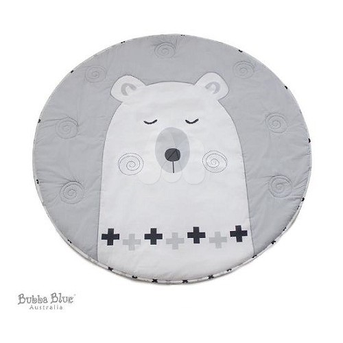 Bubba Blue 遊戲墊 北極熊