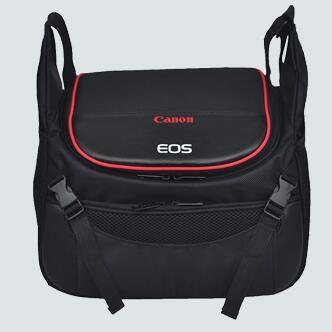 店長推薦 相機包相機包佳能80D800D6D2EOS單反77D750D5D4原裝單肩防水便攜攝影包igo