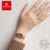 流行女錶女士手錶學生韓版時尚潮流防水石英錶鋼帶款手錶女簡約腕錶 XW全館免運