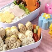 小動物三明治模具3件套裝 卡通面包餅干壓花器 便當DIY造型飯團模        蜜拉貝爾