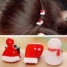 可愛甜美 超萌造型 瀏海小髮扣夾 (3個/組隨機出貨) Nt029◆  韓妮小熊