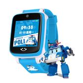 送磁性黏土 全新韓國正版授權 波力版 IS愛思 波力4G防水視訊兒童智慧手錶 LINE通話【3期零利率】