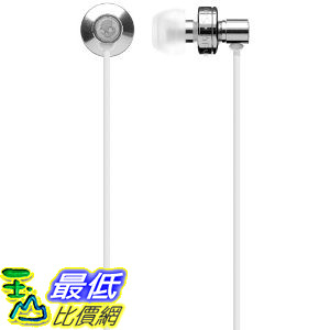[美國直購 ShopUSA]    candy FMJ In Ear Bud with In-Line Mic S2FMCY-015 (white rubberized) $2824