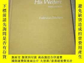 二手書博民逛書店The罕見Child and His Welfare(Third Edition)Y16595 Fredric