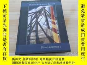 二手書博民逛書店Introduction罕見to Modern Economic Growth 16開,硬精裝Y9669 Ac