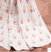 紗布六層純棉超柔吸水蓋毯新生兒浴巾PLL3129【男人與流行】