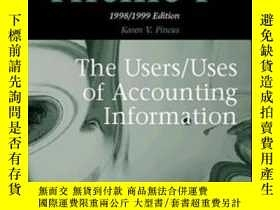 二手書博民逛書店Core罕見Concepts Of Accounting Information Theme 1: The Use
