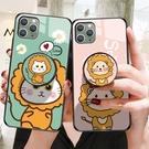 S10/S10e/S10 Plus保護殼 三星卡通可愛創意手機殼 SamSung Note 10 Plus手機套 S8/S9/N8/N9三星保護套