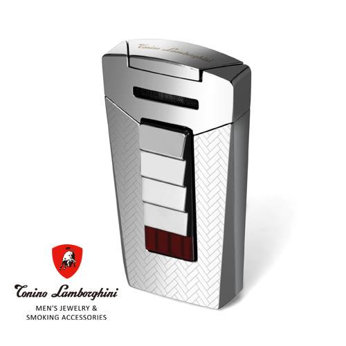 義大利 藍寶堅尼精品 - AERO LIGHTER 打火機(黃色) ★ Tonino Lamborghini 原廠進口 ★