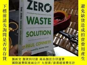 二手書博民逛書店The罕見Zero Waste Solution Untrash