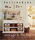 二手書博民逛書店 《Pottery Barn Storage & Display (Pottery Barn Design Library)》 R2Y ISBN:0848727622│Fay