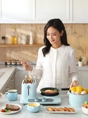 早餐機多功能小型四合一體三明治機家用烤面包機全自動多士爐YXS小宅妮