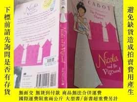 二手書博民逛書店Nicola罕見and the Viscount:尼古拉和子爵 Y200392