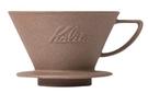 金時代書香咖啡 Kalita SG-185系列 砂岩陶土波佐見燒濾杯 #02137