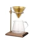 金時代書香咖啡 KINTO SCS 經典黃銅手沖咖啡咖啡組 KINTO-27591