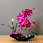 歐式仿真花套裝假花絹花花藝擺件客廳餐桌家居裝飾品小盆景擺設igo瑪麗蓮安