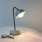led護眼臺燈少女心宿舍書桌學習USB可充電學生臥室閱讀床頭小夜燈 快速出貨