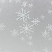 多功能印刷靜電窗貼 45mx2M 雪花 P027A