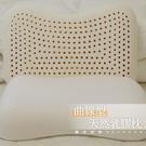 -麗塔LITA- 防螨 抗菌 透氣 超Q彈【曲線型乳膠枕(一入)】