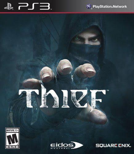 PS3 Thief 俠盜 4(美版代購)