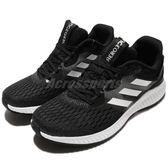 adidas 慢跑鞋 AeroBounce W 黑 白 透氣 女鞋 運動鞋 【PUMP306】 BW0297