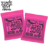 【非凡樂器】老鷹牌 Ernie Ball 2223 電吉他弦/電吉他名人御用/兩包特價組