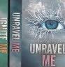 二手書R2YBb《Unravel Me+Ignite Me+Unite Me》2