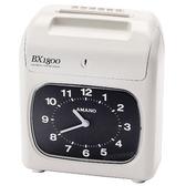 AMANO BX-1800 六欄位電子式打卡鐘