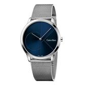 Calvin Klein CK 經典風格米蘭帶腕錶(K3M2112N)40mm