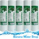 【Banana Water Shop】台灣愛惠浦公司貨 Everpoll PP 5M纖維濾心 EVB-F105【5支】