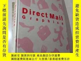 二手書博民逛書店Direct罕見Mail Graphics 關於廣告設計類 如圖Y354 Direct Mail Graphi