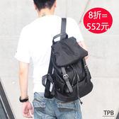 [潮流堂] 韓國防水尼龍後背包-11011005