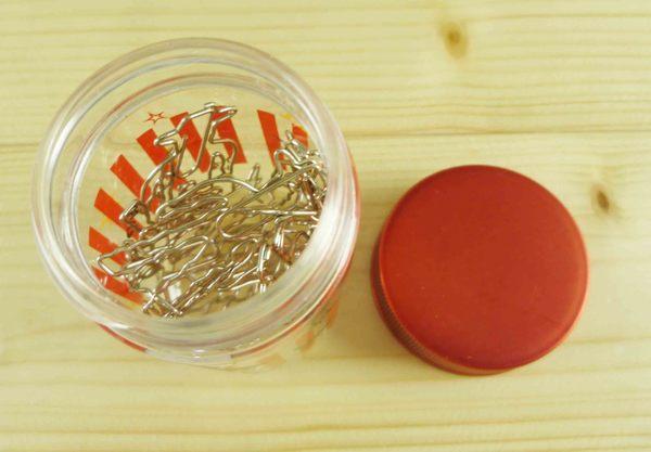 【震撼精品百貨】Metacolle 玩具總動員-迴紋針-附盒-胡迪圖案-紅色