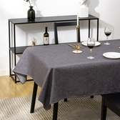 桌布 桌布防水防油免洗布藝棉麻北歐簡約茶幾長方形台布餐桌布桌墊【寶媽優品】