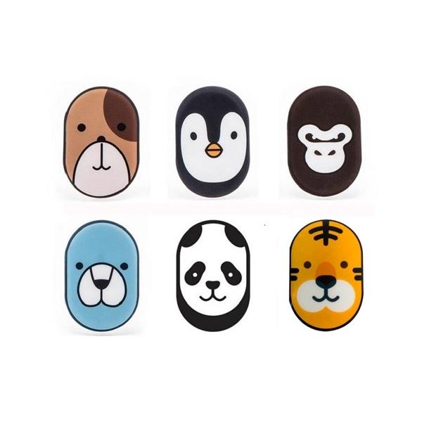 韓國多功能動物造型手機貼(1入) 多款可選【小三美日】車用固定貼 原價$69