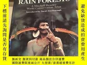 二手書博民逛書店The罕見Last Rain Forests cY144640