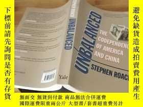 二手書博民逛書店STEPHEN罕見ROACH UNBALANCED 品如圖Y206232 品如圖 品如圖