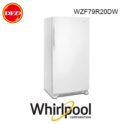 惠而浦 WHIRLPOOL WZF79R20DW 直立式冰櫃 560L 台灣惠而浦公司貨  ※運費另計(需加購)