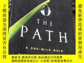 二手書博民逛書店THE罕見PATH A ONE-MILE WALK THROUGH THE UNIVERSE (大32開)Y5