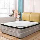 【Jenny Silk名床】蔚藍海岸SmartSilk 智慧絲綠能水冷膠歐式三線袋裝獨立筒床墊(雙人)