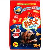 森永製果魚型餅干鹽90g