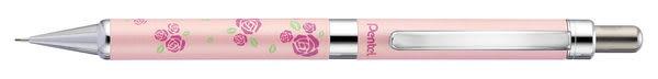 PENTEL 玫瑰系列金屬筆