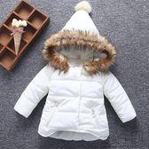 女寶寶冬季棉衣韓版潮