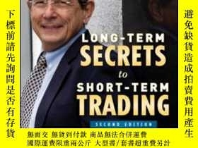 二手書博民逛書店Long-term罕見Secrets To Short-term TradingY255562 Larry W