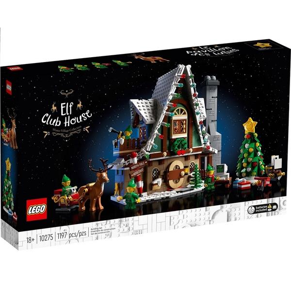 樂高積木 LEGO《 LT10275 》創意大師 Creator 系列 - 小精靈俱樂部 / JOYBUS玩具百貨